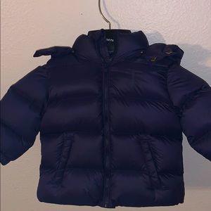 Ralph Lauren baby down jacket
